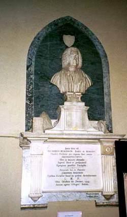 Richard 1st Baron Rokeby of Armagh Robinson