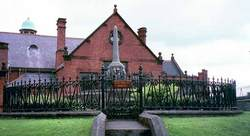 Apprentice Boy's Mound Memorial