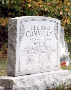 Lillie Jones Connelly