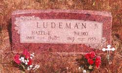 Hazel Essie <i>Carey</i> Ludeman