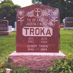 Clara <i>Szulta</i> Troka