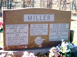 Vernadean May <i>Timm</i> Miller