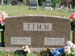 William Lawren Timm