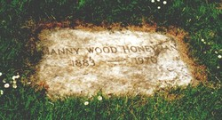 Nan Wood Honeyman