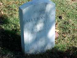 Allyson Lightfoot <i>Warrick</i> Barrett