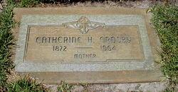 Catherine Helen Kate <i>Harrigan</i> Crosby