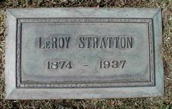 LeRoy Stratton