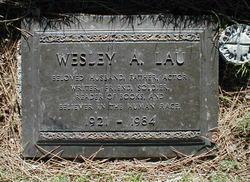 Wesley Lau