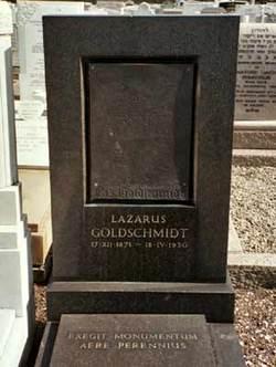 Lazarus Golschmidt