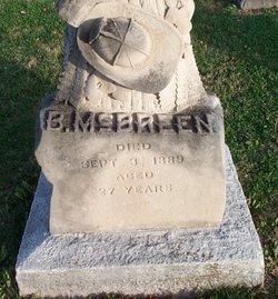 Barney McBreen