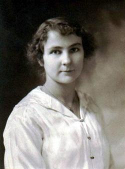 Florence Ethyl <i>Martin</i> Pierce