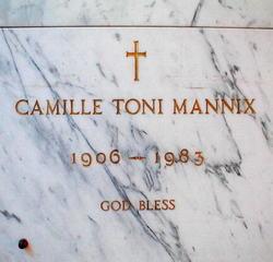 Toni Mannix