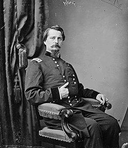 Gen Winfield Scott Hancock