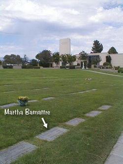 Martha Bamattre