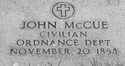 John McCue
