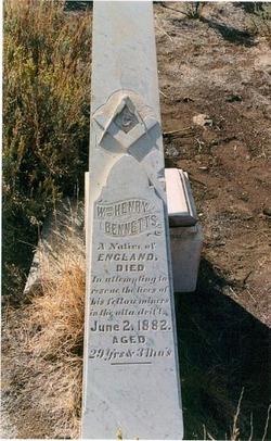 William Henry Bennetts