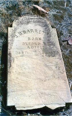 John B. Barrett