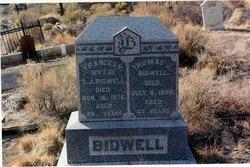 Frances V. <i>Hardiman</i> Bidwell