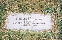 Pvt Thomas Lawler