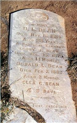 Ella G. Bean