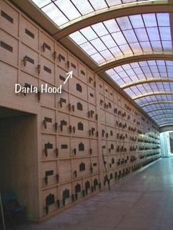 Darla Hood find a grave