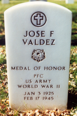 PFC Jose F. Valdez