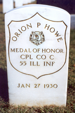 Orion P. Howe