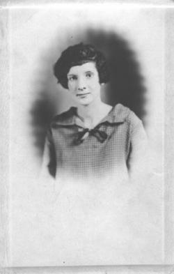 Etta Grace <i>Clair</i> Huston