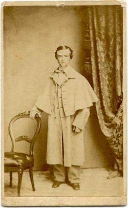 Pvt Charles Henry Galusha