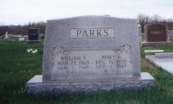 William Porter Parks