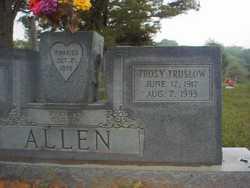 Trosy L <i>Truslow</i> Allen