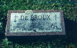 Mary Philomene <i>Laurent</i> DeBroux
