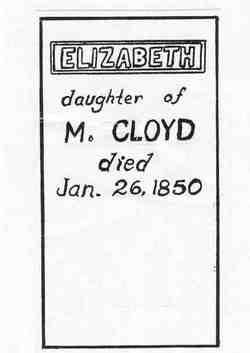 Elizabeth Cloyd