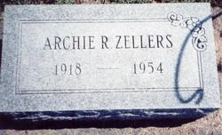 Archie Ray Zellers
