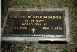 Harold Walter Stoumbaugh