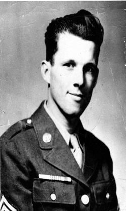 Sgt Vernon Delbert Davis