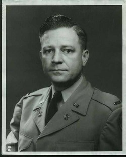 Maj John Rufus Starr Meek, III