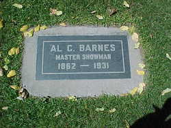 Alpheus George Barnes