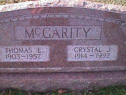 Thomas Edgar McGarity, Jr