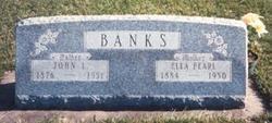 John Law Banks, Sr