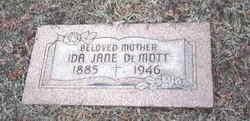 Ida Jane DeMott
