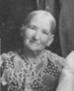 Mary Ann <i>Cleverley</i> Kimberley