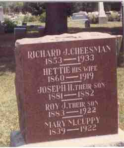 Richard J. Cheesman