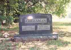 Roy Earl Cheesman