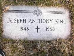 Joseph Anthony King