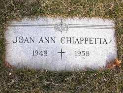 Joan Ann Chiappetta