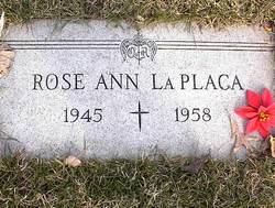 Rose Ann LaPlaca
