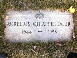 Aurelius Chiappetta, Jr
