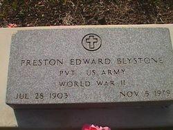 Preston Blystone