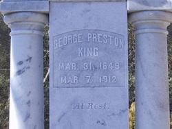 George Preston King